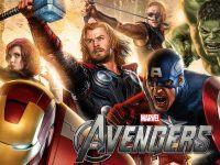 The Avengers от Playtech